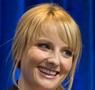 Melissa Rauch läuft gerade in The Big Bang Theory auf ProSieben