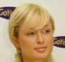 Portrait Paris Hilton
