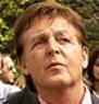 Portrait Paul McCartney