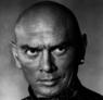 Portrait Yul Brynner