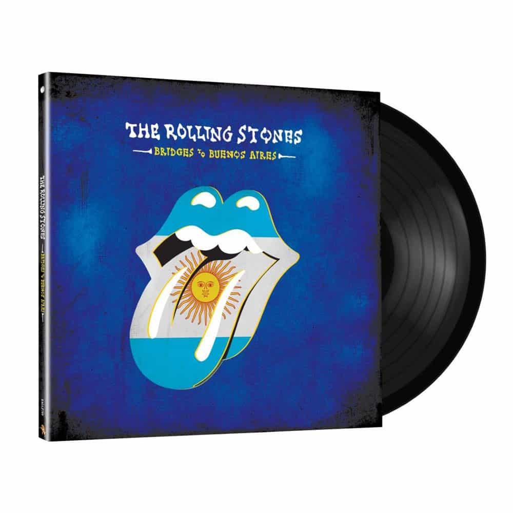 Buy Online The Rolling Stones - Bridges To Buenos Aires Black Triple Vinyl