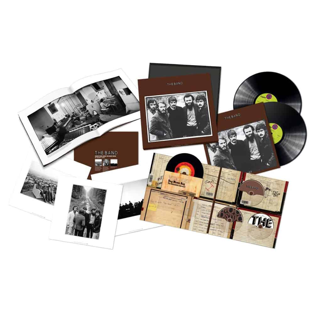 Buy Online The Band - The Band 50th Anniversary Boxset