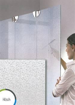 Linea fix vindusdekor Hitech 92 cm