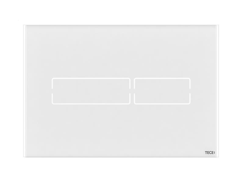 TECElux Mini, hvitt glass