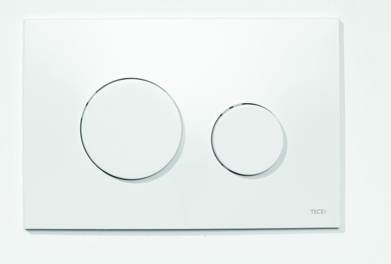 TECEloop plast, hvit