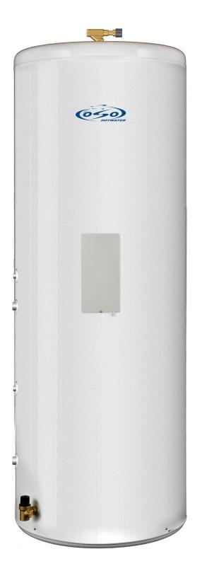 OSO Ecoline Geo RI HP 300 - 3 kW + coil 1,8 m²