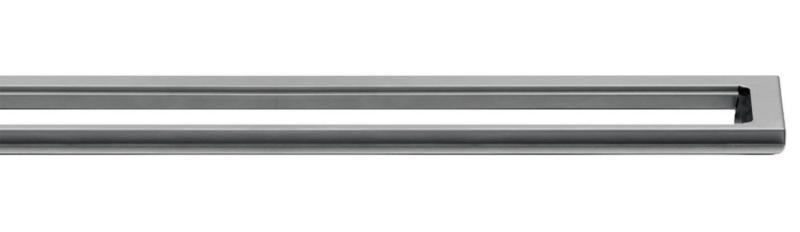 Classicline ramme til frittliggende armatur L: 300 mm H: 12 mm