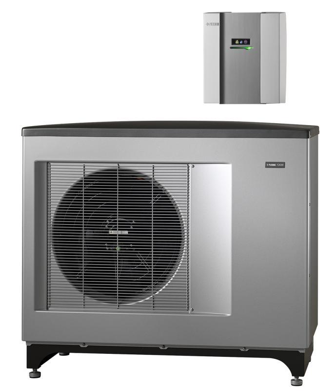 NIBE F2030 Inverter + SMO 40