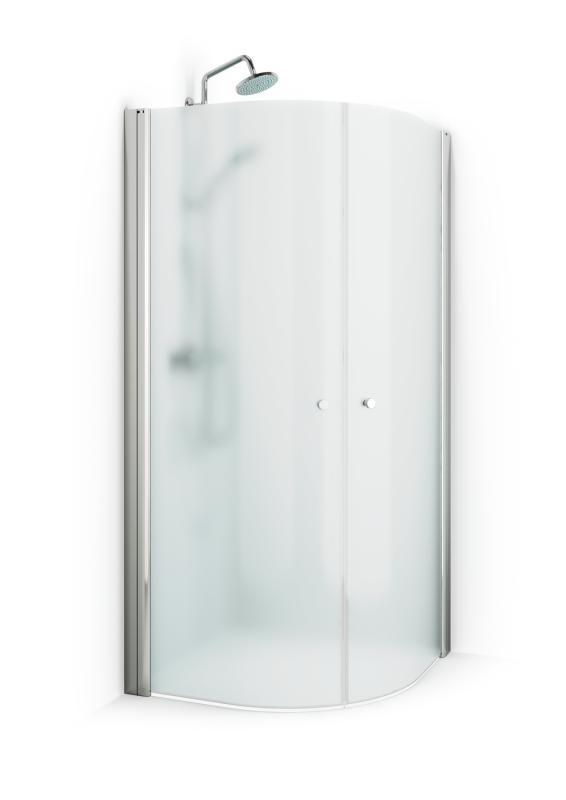 Macro Skagen rund ice 90x90 cm