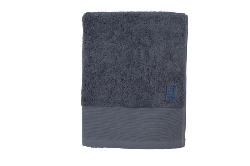 Halvor Bakke Bath håndkle 50x100 Blå