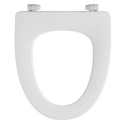 Pressalit Sign u/lokk, hvit, faste beslag