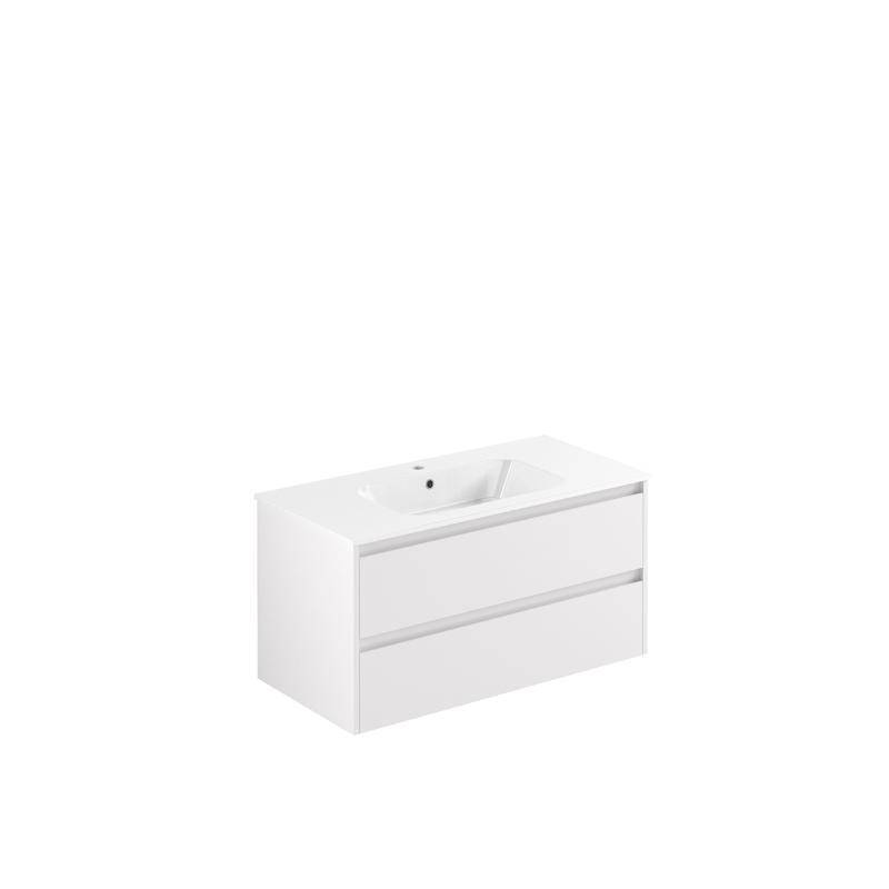 AllDay 105 hvit høyglans