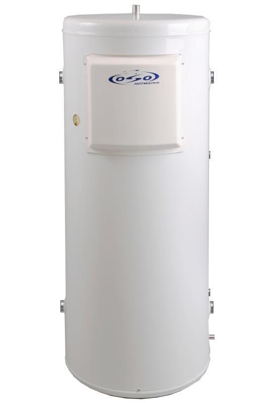 OSO Accu Coil 50RCE 100 - 9 kW + coil 0,8 m²