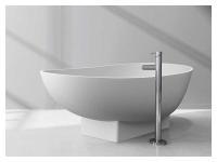 Copenhagen frittstående badekar 180x82