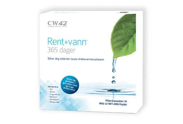 Rent vann® 365