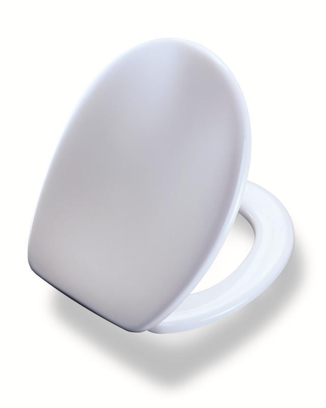 T 2 m/lokk, hvit, Universalbeslag