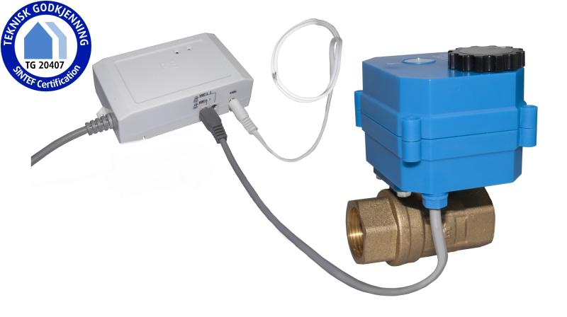 Flowstop 1/2 kablet system
