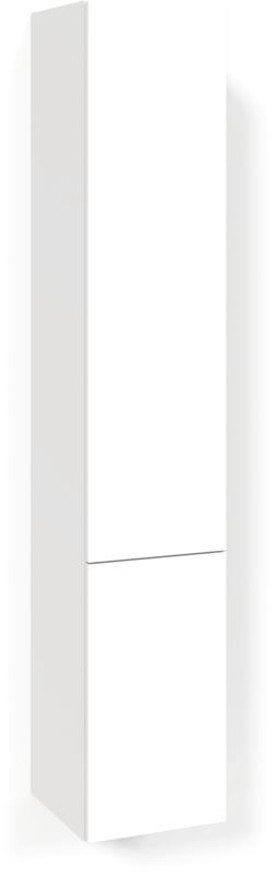 Lagan 300 Hvit Plain Dør