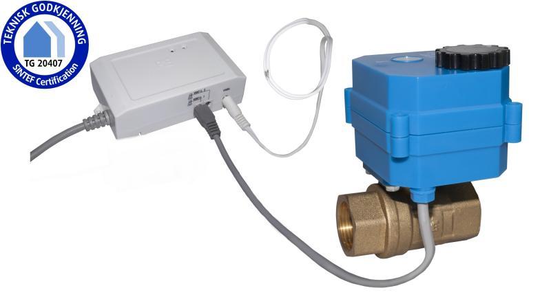 Flowstop 3/4 kablet system