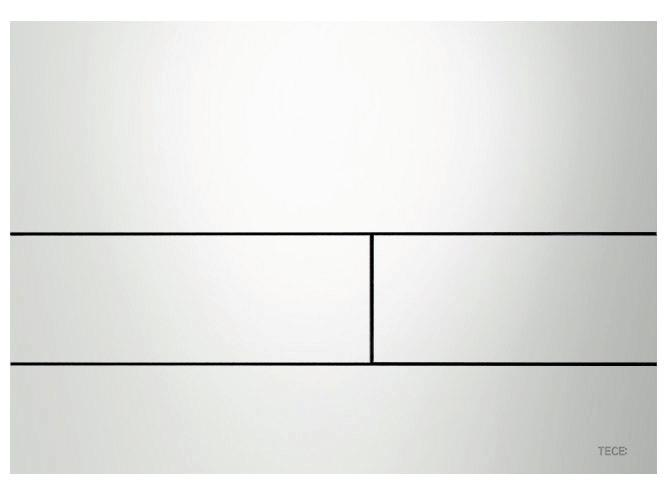 TECEsquare II, hvitlakkert stål