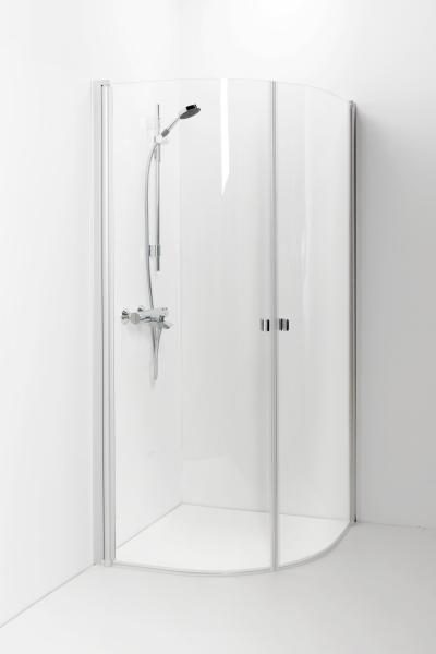 Porsgrund Showerama 8-4, 90x90 cm