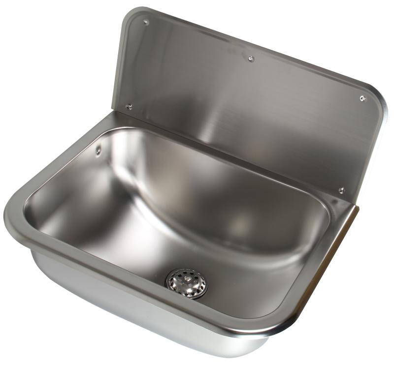 Utslagsvask rustfri VK50