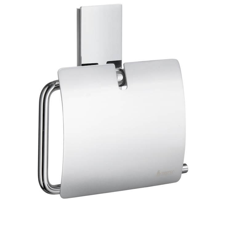 POOL toalettpapirholder med lokk
