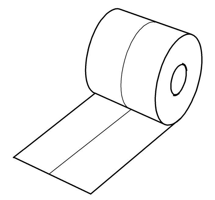 TECEdrainline butylbånd