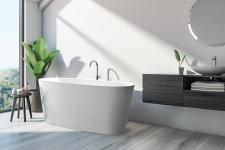 Urban frittstående 158x70 badekar