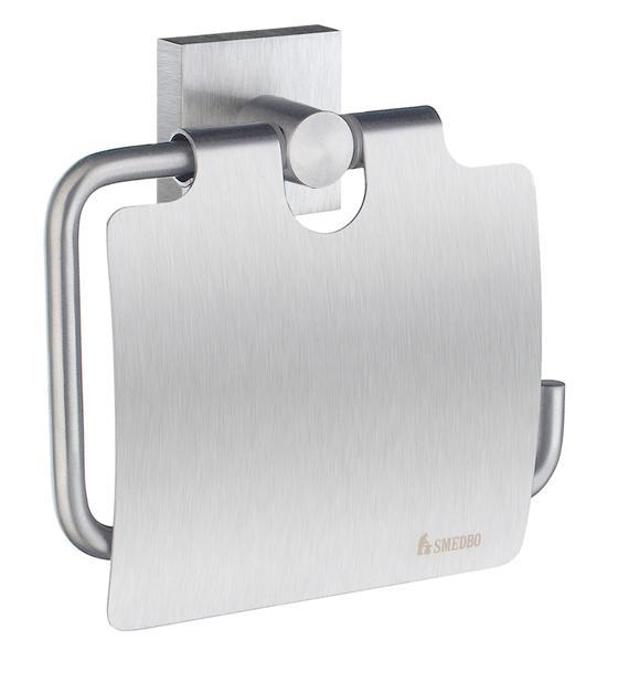 HOUSE Toalettpapirholder med lokk