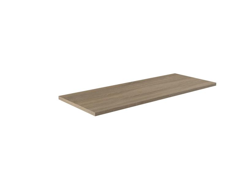 Benkeplate grå eik 120