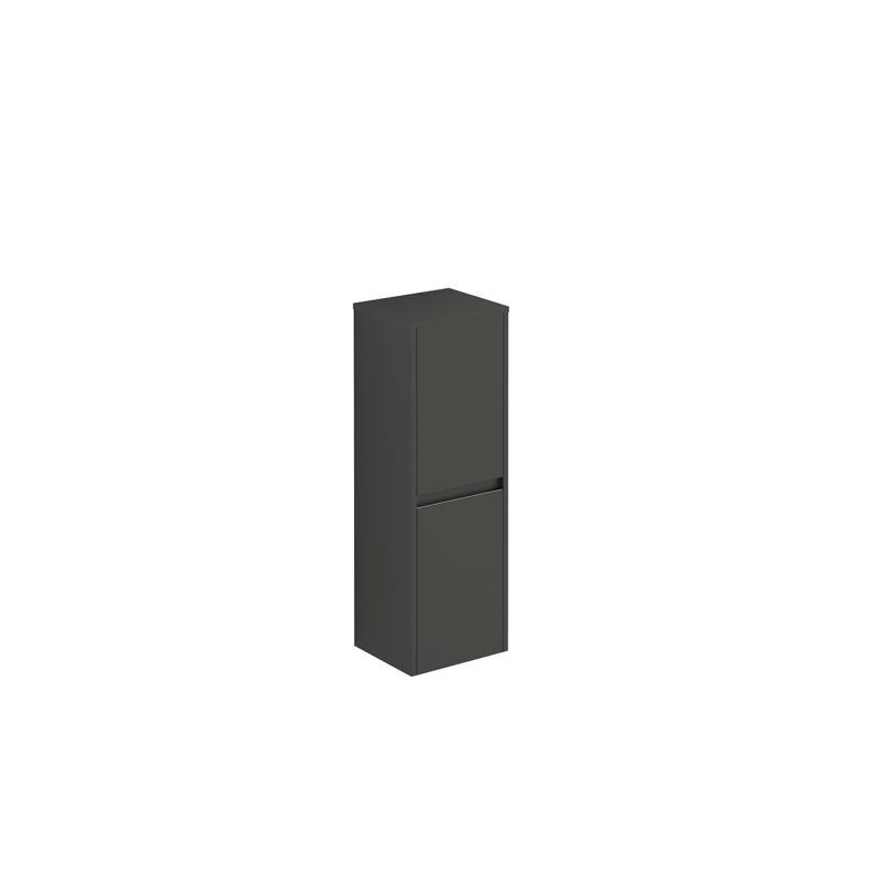 AllDay sideskap 105 grå matt høyre