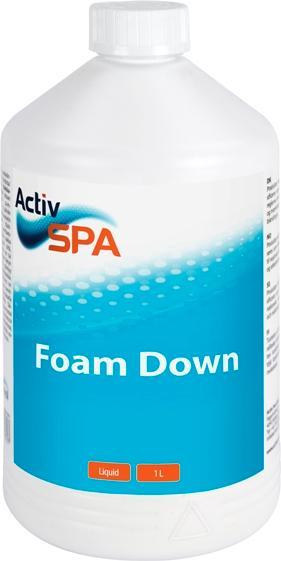 Foam Down 1 liter