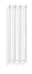 Håndkletørker Zaga 26x80 Hvit Matt