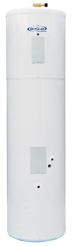 OSO Optima Triple Coil EPTRC 400 - 3+9 kW + coil 1,8+0,8+0,7 m²