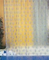 PERLA dusjforheng 180*180 cm plast