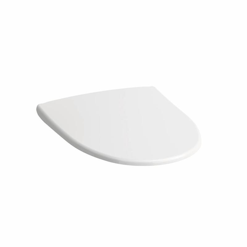 Pro N  i myk plast, hvit