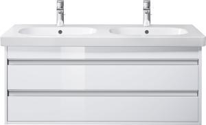 Ketho, 1150 x 455 mm, hvit høyglans