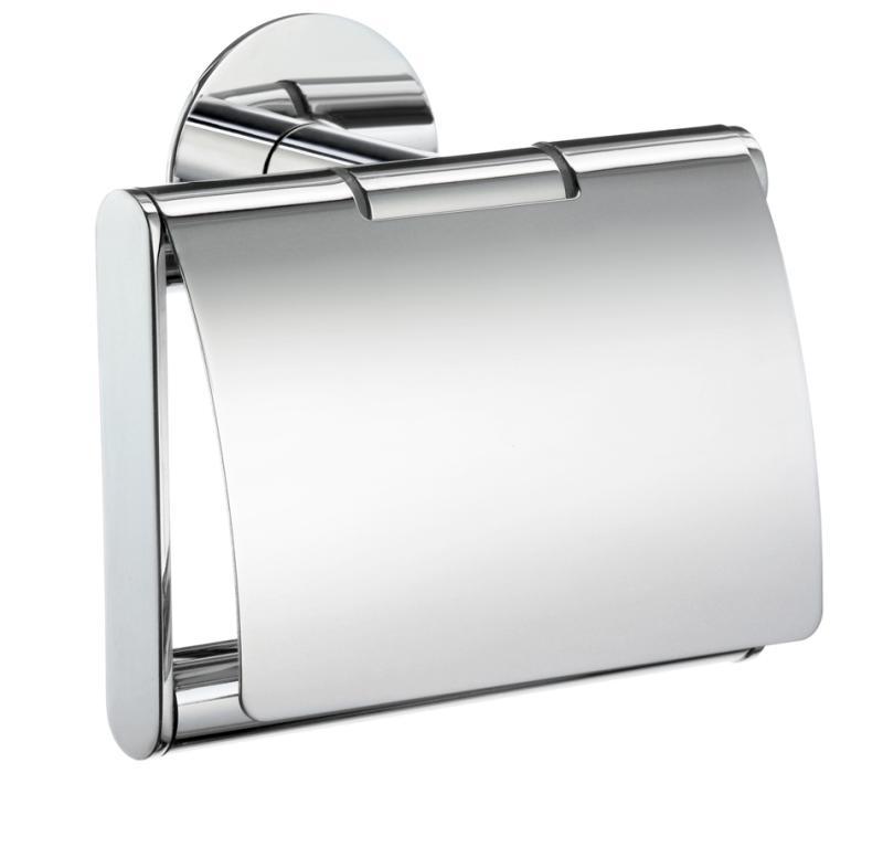 TIME Toalettpapirholder med lokk