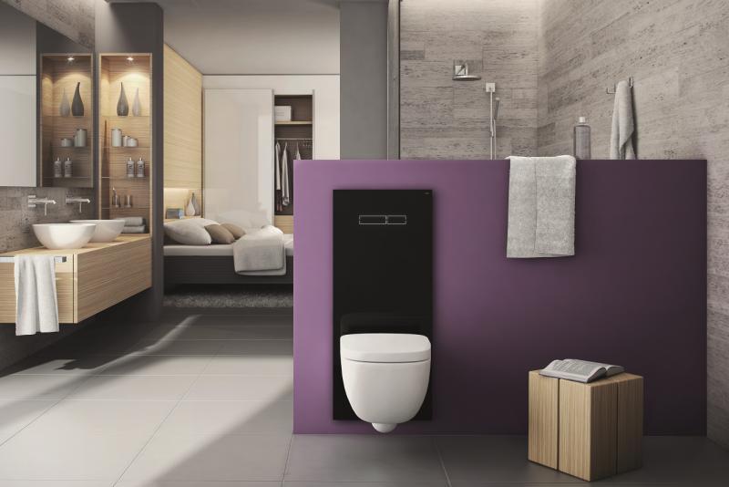 TECElux 400 WC-terminal, sort