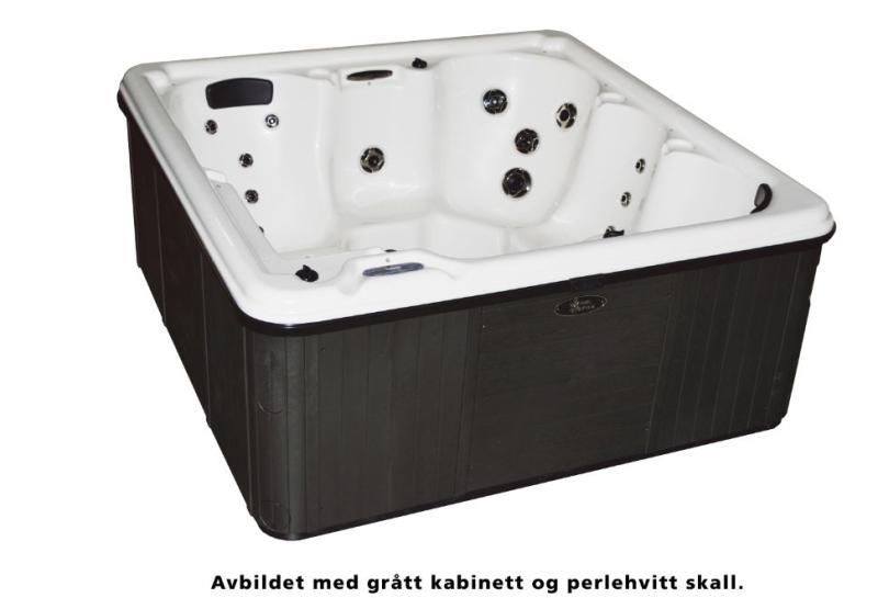 VikingSpa Royale II m/Ekstra pumpe
