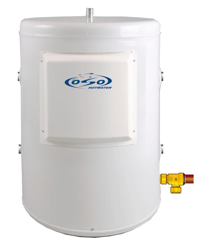 OSO Accu 50RE 50 - 9 kW