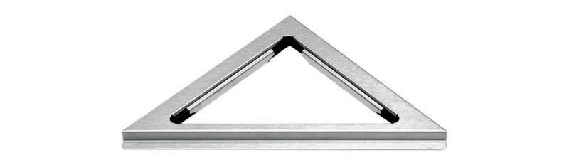 ClassicLIne Hjørne ramme L. 200 mm  H: 8 mm