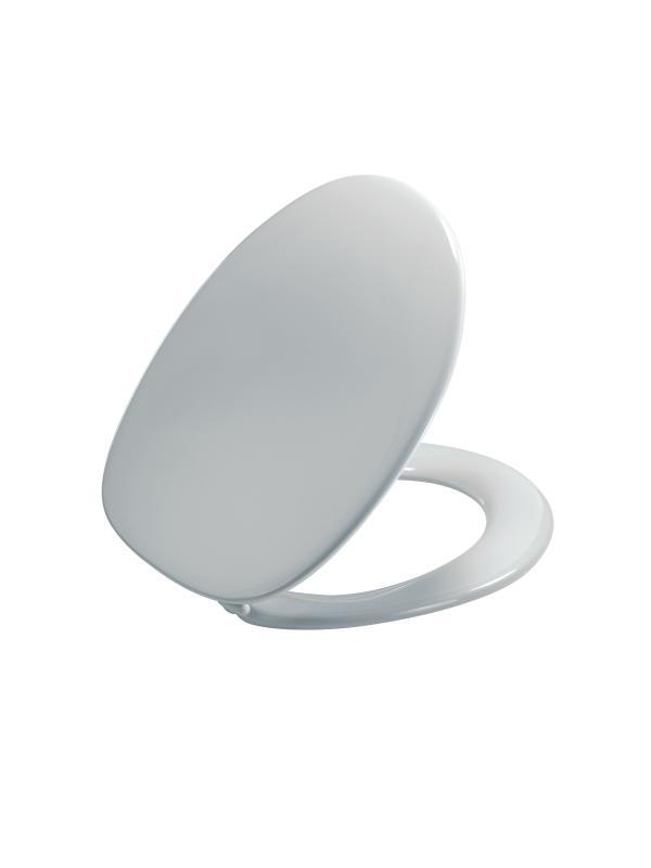 Pressalit Zaga m/lokk, hvit, Universalbeslag