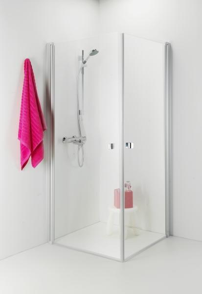 Porsgrund Showerama 8-02, 90x90 cm