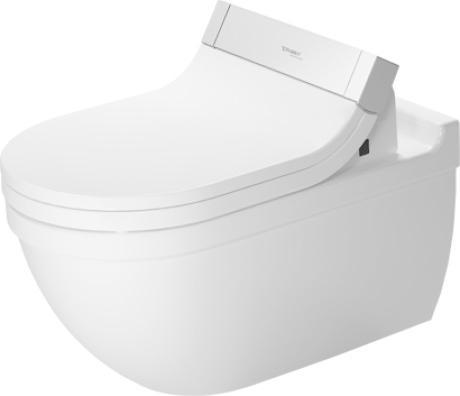sensowash starck med bid tfunksjon toalettsete toalett. Black Bedroom Furniture Sets. Home Design Ideas
