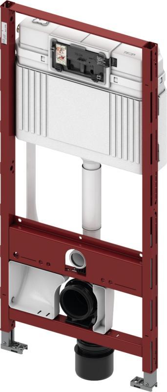 TECEprofil innbygningssisterne 112 cm for dusj-WC