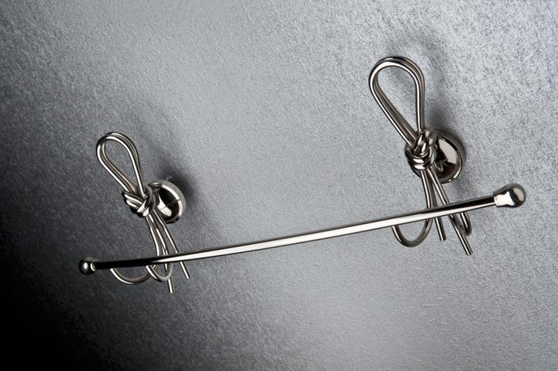 NODO 40 cm nikkel