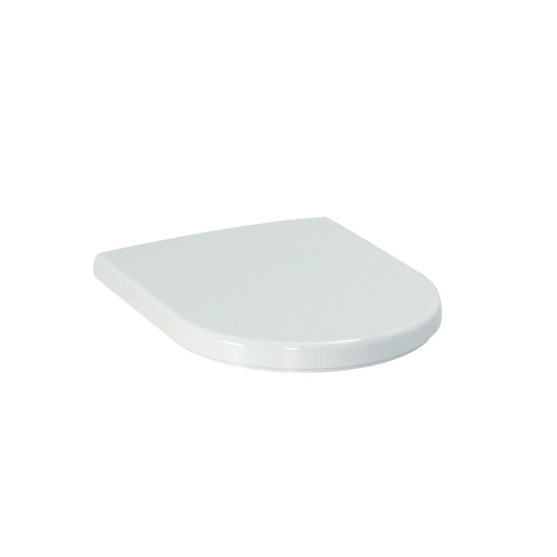 Til alle handicap toaletter i hardplast, hvit