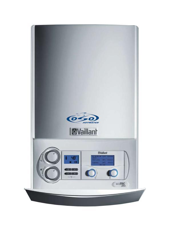 OSO Ecotec Plus gasskjele - 9-28 kW